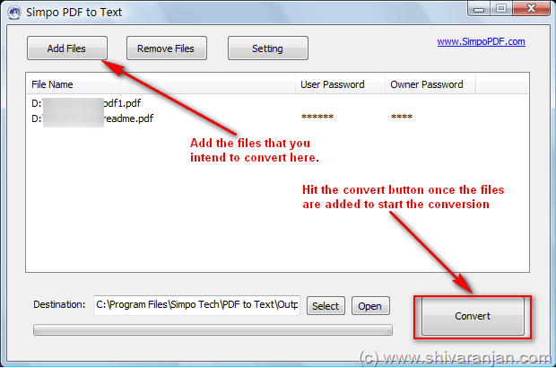 password protect multiple pdf files