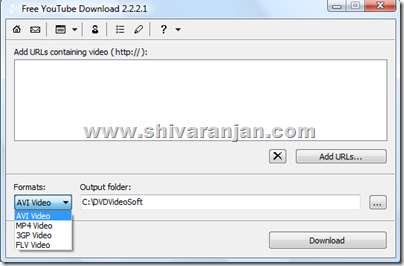 free_youtube_downloader