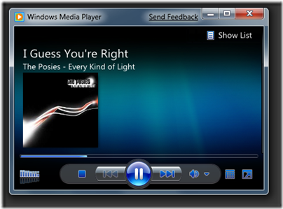 lightweight-windows-media-player