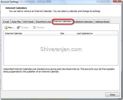 Outlook 2007 Tip: How to View Google Calendar inside ...