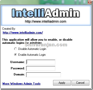 intelliadmin